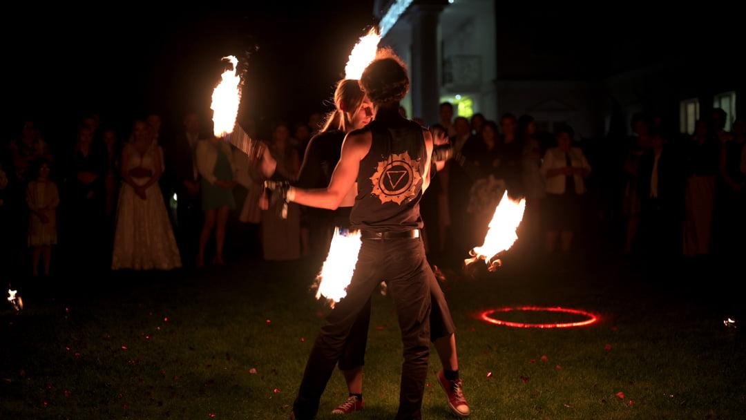 Tancerze Ognia
